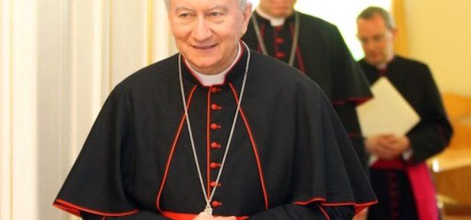 Кардинал Паролин ќе ја предводи ватиканската делегацијата во Глазгов