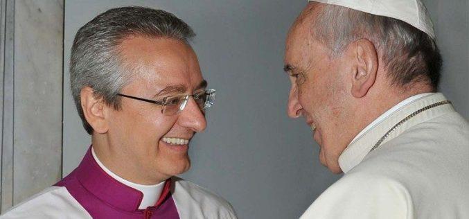 Папата го именува монс. Диего Равели за нов директор на Папските богослужбени обреди