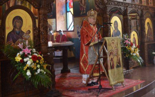 Со света Литургија бискупот Стојанов ја отвори Синодата за Црквата во Македонија